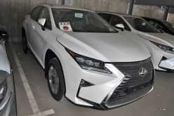 Уфа Lexus RX300 2018