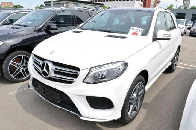 Mercedes-Benz GLE, 2018 год, 4 480 000 руб.