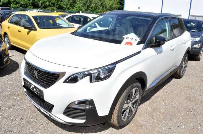 Peugeot 3008, 2019 год, 2 243 000 руб.