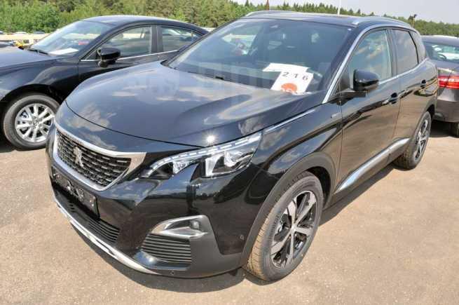 Peugeot 3008, 2019 год, 2 635 000 руб.