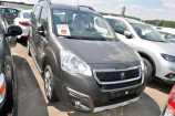 Peugeot Partner Tepee. КОРИЧНЕВЫЙ (GRIS MOKA) (1SMO)