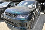Land Rover Range Rover Sport. ЗЕЛЕНЫЙ (AINTREE GREEN)
