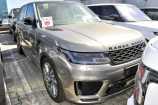 Land Rover Range Rover Sport. СЕРЫЙ ПРЕМИУМ-МЕТАЛЛИК (SILICON SILVER)