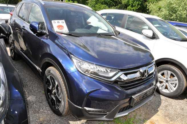 Honda CR-V, 2019 год, 2 708 000 руб.