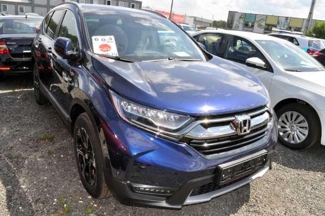 Honda CR-V, 2019 год, 2 505 000 руб.