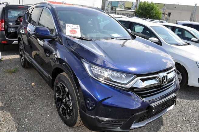 Honda CR-V, 2019 год, 2 655 000 руб.
