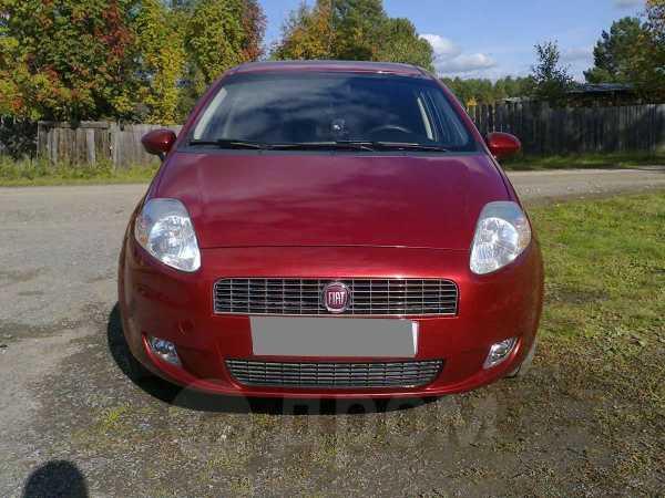 Fiat Grande Punto, 2008 год, 300 000 руб.
