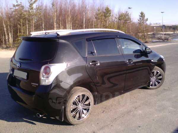 Toyota Verso, 2010 год, 780 000 руб.