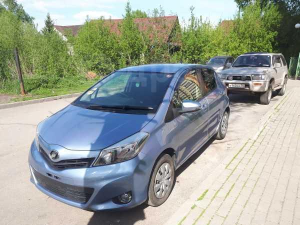 Toyota Vitz, 2012 год, 599 000 руб.