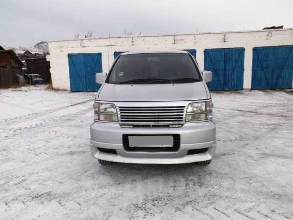 Nissan Elgrand, 2001 год, 480 000 руб.