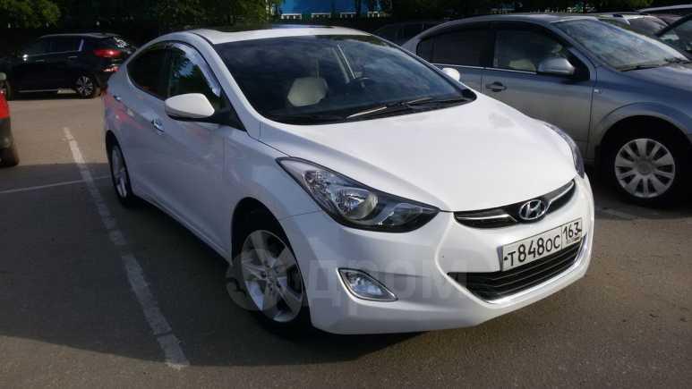 Hyundai Avante, 2013 год, 705 000 руб.