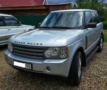 Арсеньев Range Rover 2006