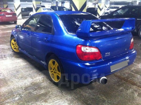Subaru Impreza WRX, 2001 год, 320 000 руб.
