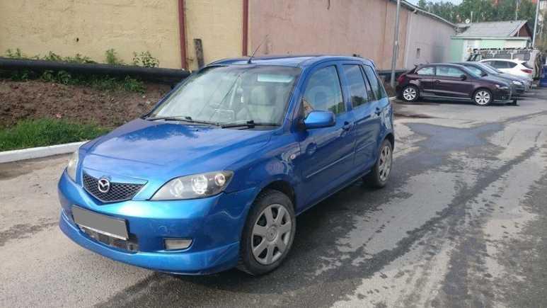 Mazda Demio, 2003 год, 189 000 руб.