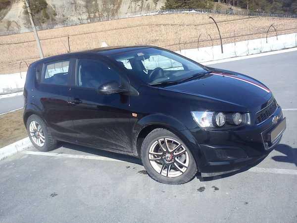 Chevrolet Aveo, 2012 год, 550 000 руб.