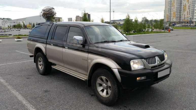 Mitsubishi L200, 2006 год, 650 000 руб.