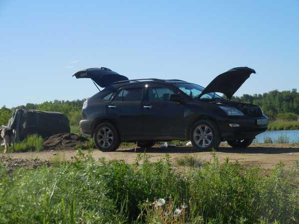 Lexus RX350, 2007 год, 1 300 000 руб.