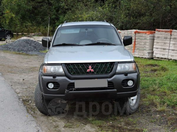 Mitsubishi Pajero Sport, 2002 год, 355 000 руб.