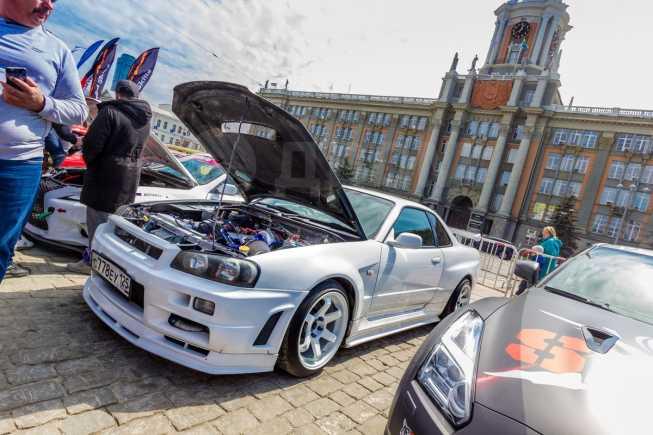 Nissan Skyline, 1999 год, 850 000 руб.