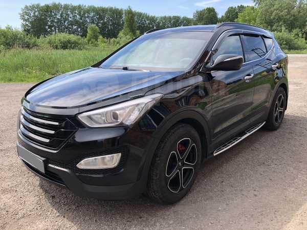 Hyundai Santa Fe, 2012 год, 1 480 000 руб.