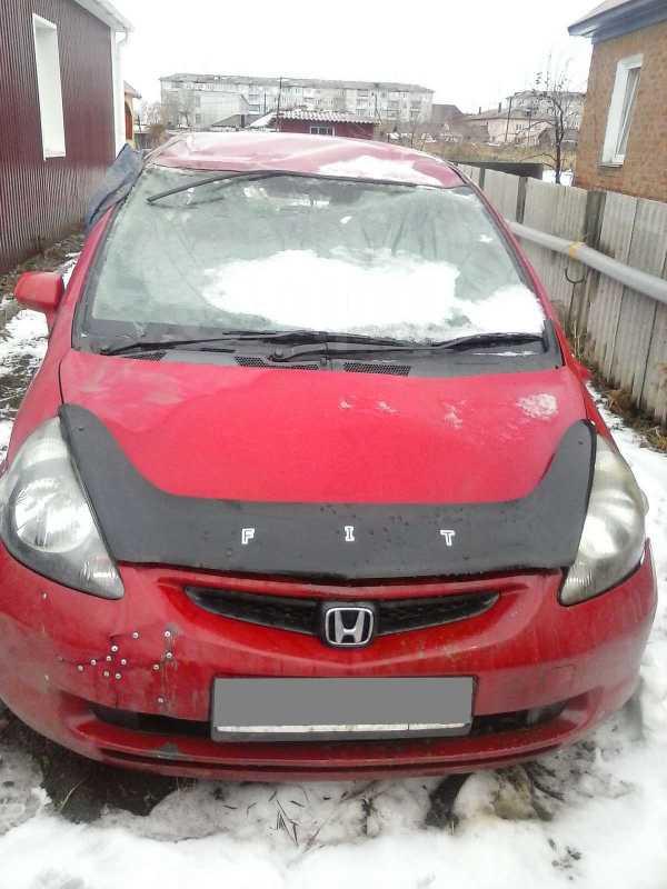 Honda Fit, 2002 год, 85 000 руб.