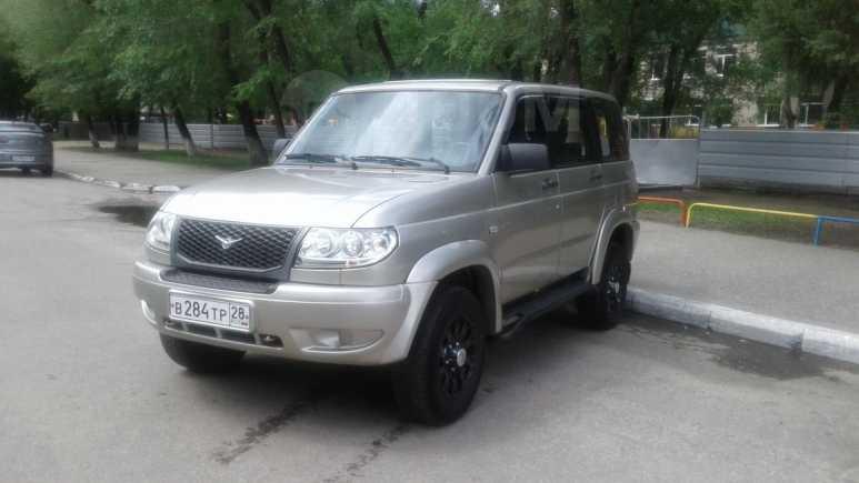 УАЗ Патриот, 2013 год, 465 000 руб.