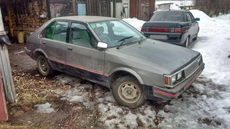 Nissan Langley, 1984 год, 30 000 руб.