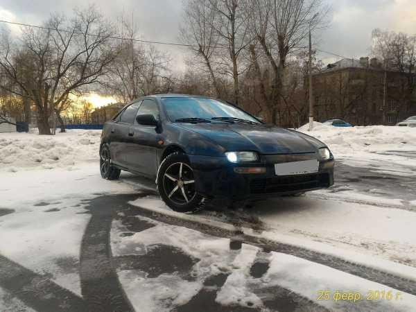 Mazda 323F, 1994 год, 130 000 руб.