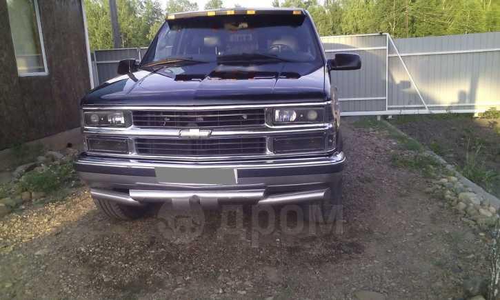 Chevrolet Tahoe, 1998 год, 399 000 руб.