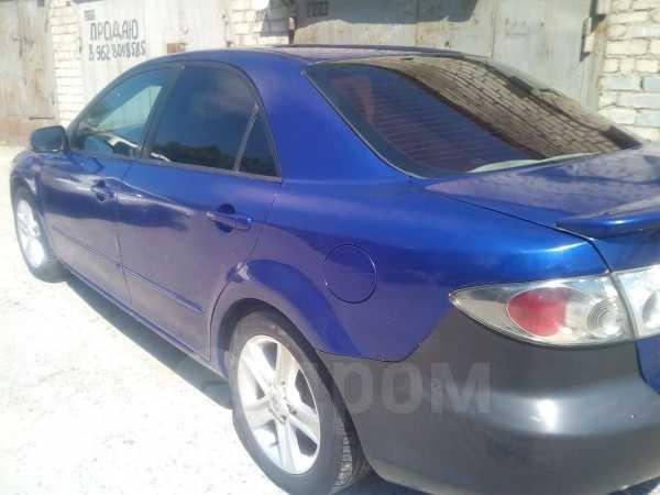 Mazda Mazda6, 2003 год, 250 000 руб.