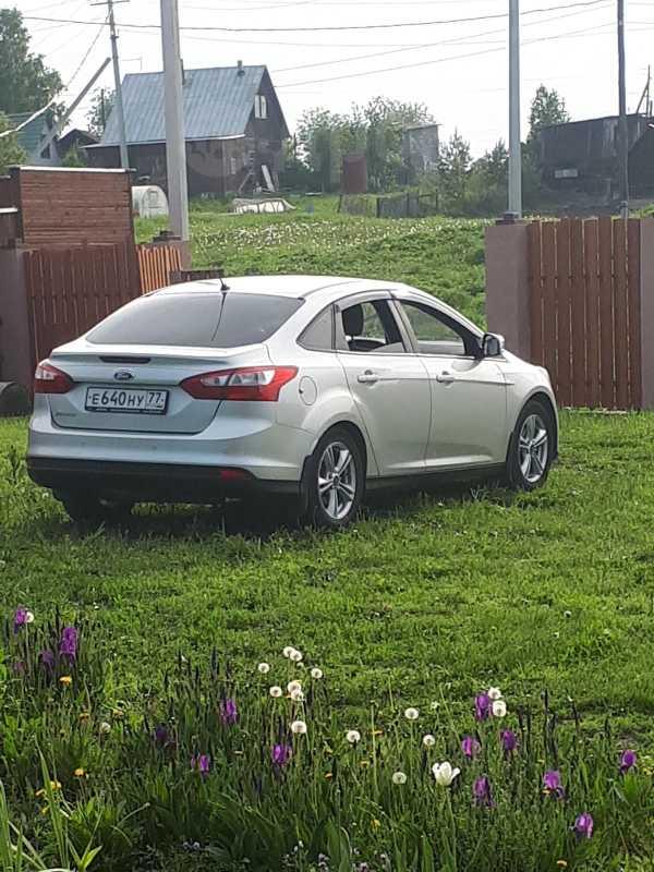 Ford Focus, 2013 год, 575 000 руб.