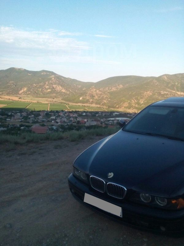 BMW 5-Series, 2001 год, 325 000 руб.
