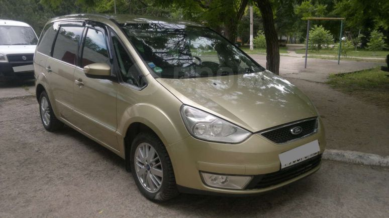 Ford Galaxy, 2006 год, 590 000 руб.