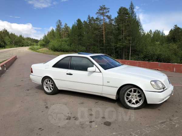 Mercedes-Benz CL-Class, 1998 год, 650 000 руб.
