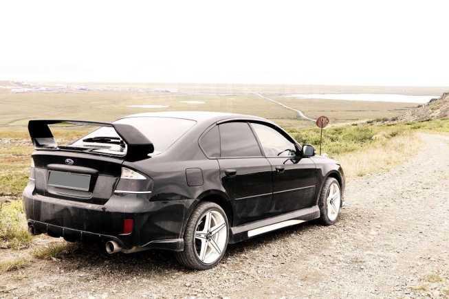 Subaru Legacy B4, 2007 год, 580 000 руб.