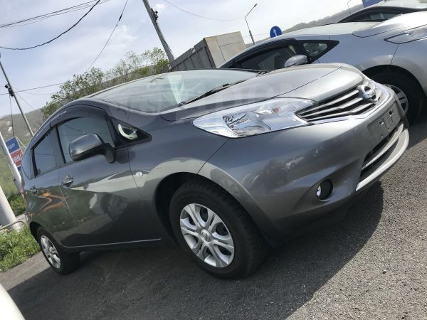 Nissan Note, 2013 год, 585 000 руб.