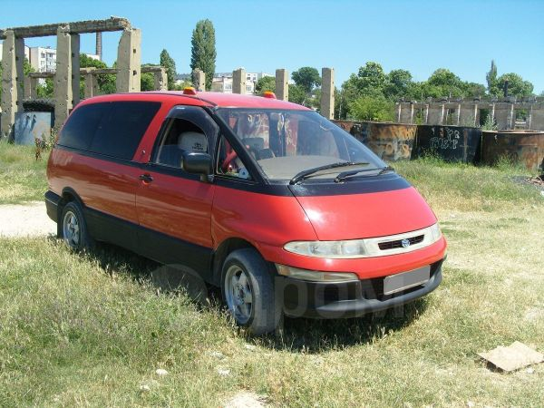 Toyota Estima Emina, 1992 год, 280 000 руб.