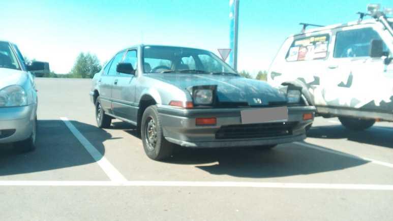Honda Integra, 1986 год, 55 000 руб.