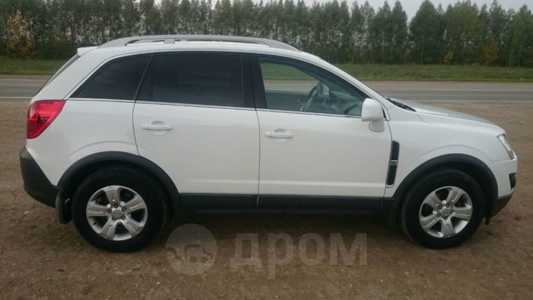 Opel Antara, 2013 год, 770 000 руб.