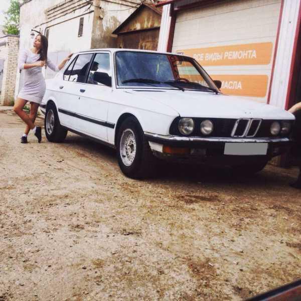 BMW 5-Series, 1983 год, 130 000 руб.