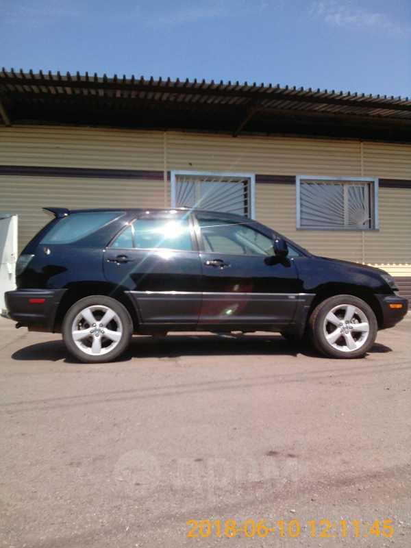 Lexus RX300, 2003 год, 717 000 руб.