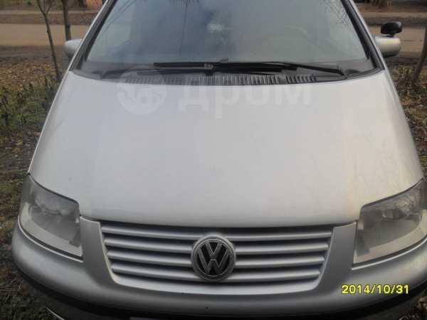 Volkswagen Sharan, 2001 год, 340 000 руб.