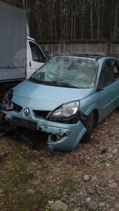 Renault Scenic, 2009 год, 160 000 руб.
