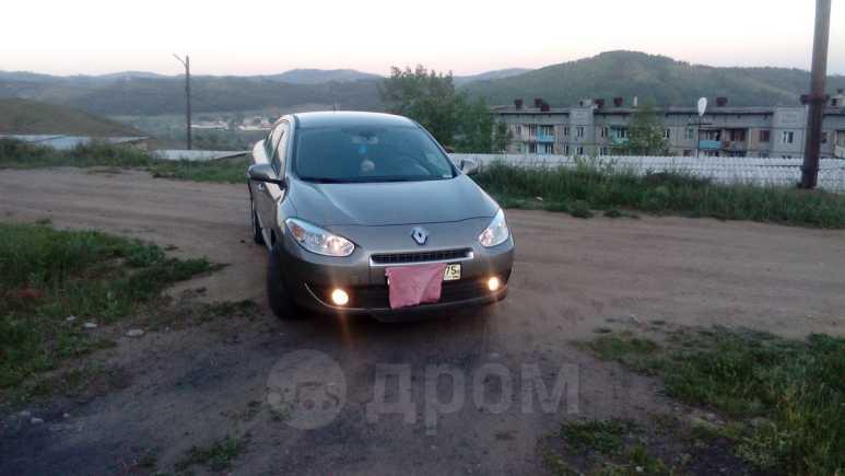 Renault Fluence, 2012 год, 630 000 руб.