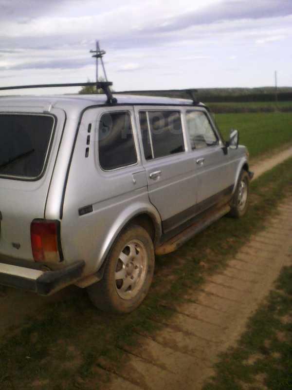 Лада 4x4 2131 Нива, 2002 год, 90 000 руб.