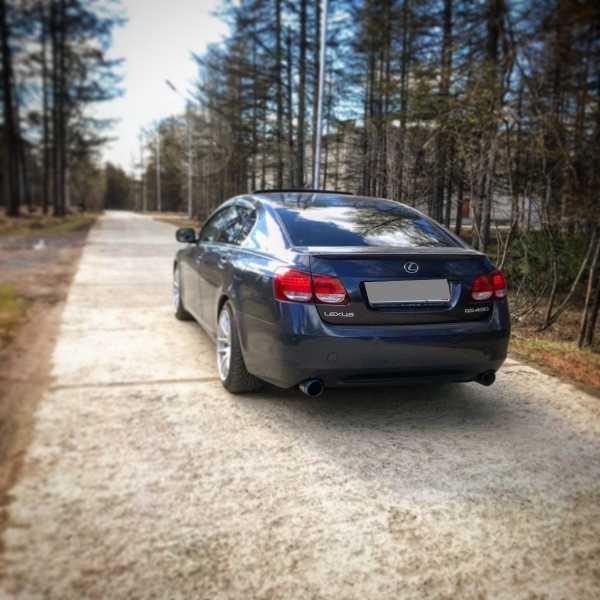 Lexus GS430, 2005 год, 1 000 000 руб.