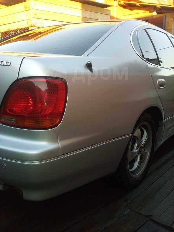 Lexus GS300, 1999 год, 395 000 руб.