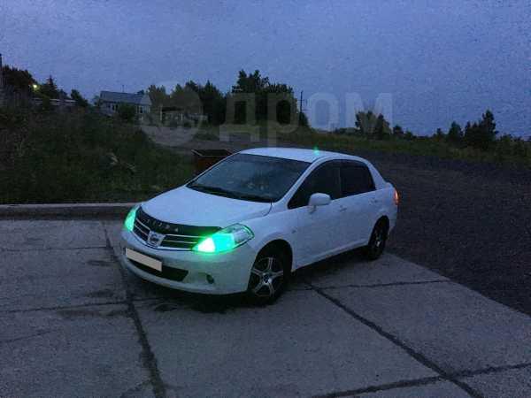Nissan Tiida Latio, 2013 год, 500 000 руб.