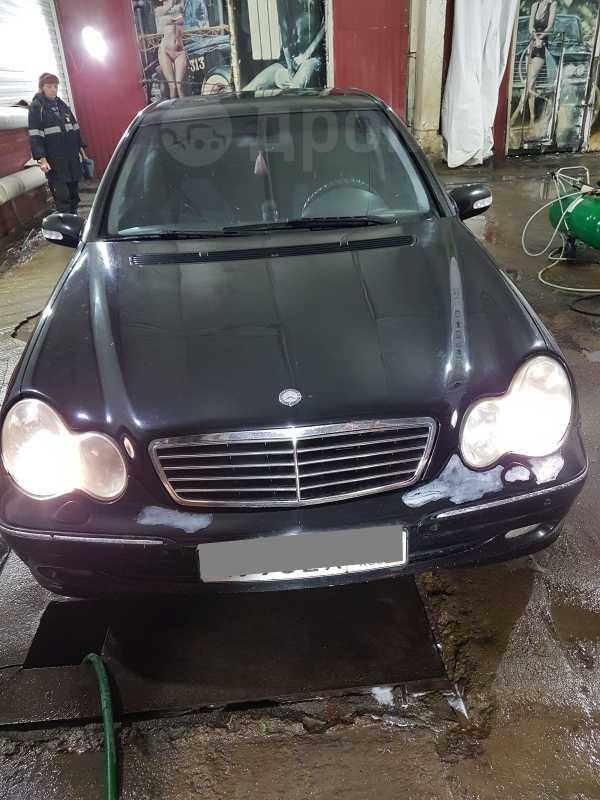 Mercedes-Benz C-Class, 2003 год, 370 000 руб.