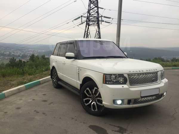 Land Rover Range Rover, 2011 год, 1 897 000 руб.